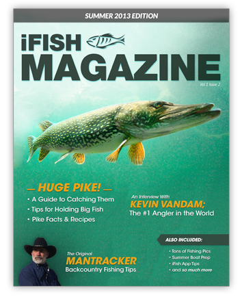The iFish Magazine - Volume 1 Issue 2 - Summer 2013