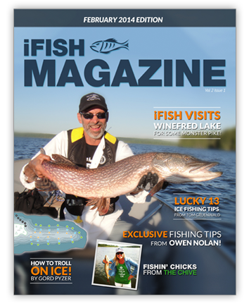 The iFish Magazine - Volume 2 Issue 1 - February 2014
